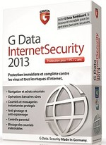 Nouvelle gamme antivirus : GData 2013